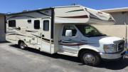 Expedition Motorhomes, Inc. 25ft Class C Coachmen Freelander w/1 Slide out M rv rental usa