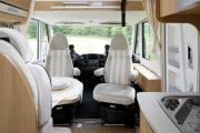 Compact Luxury Globebus I 1 or similar motorhome rental - italy