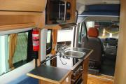 Ace Campervans 2+1 Fiat Ducatto campervan rental new zealand