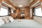Amber Leisure Motorhomes UK 4 Berth - Escape motorhome rental uk