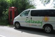 Getaway Campers 4 Seater Campervan motorhome rental uk