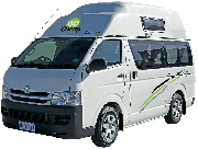 GoCheap Campervans Australia Go Cheap Hi Top Campervan motorhome rental brisbane