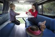 Britz Campervan Rentals AU 2 Berth - Hitop campervan hire alice springs