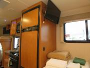 Traveland RV Rentals Ltd 23' Class C rv rental canada