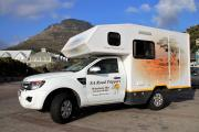 Ranger camper hire south africa
