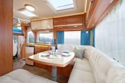 DRM Group C2 - Family Cruiser cheap motorhome rental germany