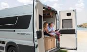 2 Berth - Select motorhome rental - uk