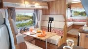 Pure Motorhomes UK 6 Berth - Autograph Plus motorhome rental uk