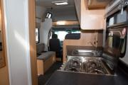 Kiwi Campers NZ Deluxe 6 Berth Mercedes Benz