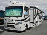 Expedition Motorhomes, Inc. 36ft Class A Thor Hurricane w/1 slide out rv rental california