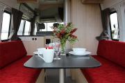 Compass Campers New Zealand Koru Star 2ST new zealand airport campervan hire