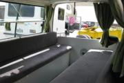 Nomad Motorhome and Car Rentals 2 Berth Toyota Hiace Hitop
