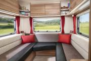 Pure Motorhomes UK 6 Berth Autograph motorhome rental uk