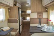 Pure Motorhomes Ireland Group D 2/6 Berth motorhome rental ireland
