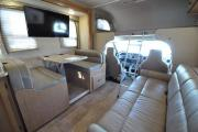 Expedition Motorhomes, Inc. 30ft Class C Thor Chateau w/1 Slide out usa motorhome rentals