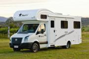 6 Berth motorhome rental
