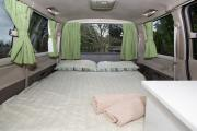 Happy Campers NZ Happy Black Sheep Sleeper campervan hire auckland