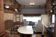 Compass Campers USA C22 Class C Motorhome rv rental texas