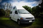 Happy Campers NZ Happy 2 new zealand camper van rental