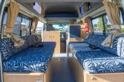 Juliette 5 HiTop (All Inclusive Rate) $500 EXCESS campervan hire - australia