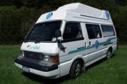 2 Berth Hi-Top Camper campervan rental new zealand