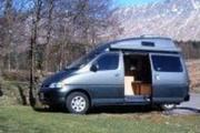 2 Berth - Hi Top rv rental uk
