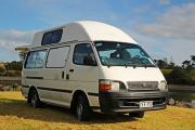 Compass Campers New Zealand Budget 2+1 Premium motorhome rental new zealand