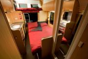 Compass Campers New Zealand Koru 6-Berth campervan hire auckland
