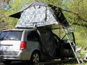 Lost Campers USA Sierra Hotel Class with Roof Tent