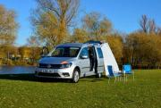 Spaceships UK Delta 2 Berth camper hire ireland