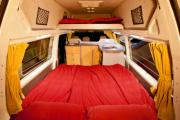 Compass Campers New Zealand Koru 2 Berth campervan hire queenstown