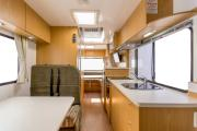 Apollo Motorhomes AU Domestic Euro Deluxe 6 campervan hire hobart