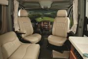 Traveland RV Rentals Ltd Era Van (Mercedes) rv rental canada