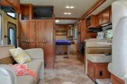 Road Bear RV 29-32 ft Class A  Motorhome with slide out