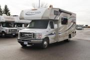 Big Sky RV Rental Canada MHC Class C 22' - 24' rv rental canada