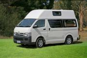 2 Berth motorhome rental