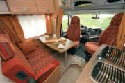 Compass Campers UK Small Motorhomes - Chausson Flash 02/04 motorhome rental uk