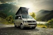 VW California Ocean T6 4 Berth Automatic rv rental uk