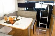 Euromotorhome Rental Group - E - Automatic motorhome hire italy