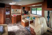 Camper1 Alaska 30ft Class A Thor Evo Gold motorhome rental anchorage