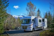 Camper1 Alaska 30ft Class A Thor Evo Gold rv rental anchorage