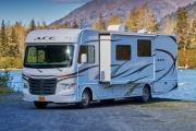 30ft Class A Thor Evo Gold rv rental anchorage