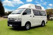 Go Cheap Derwent campervan hire australia