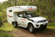 Adventure Camper campervan hiredarwin