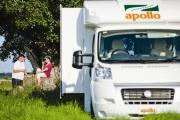 Euro Slider 4 Berth campervan hirealice springs