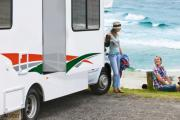 Apollo Motorhomes AU Domestic Euro Slider 4 Berth campervan hire sydney