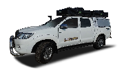 Discoverer DC 4x4 motorhome rentalsouth africa