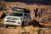 Bobo Campers ZA Discoverer DC 4x4 motorhome rental south africa