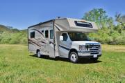 21-24 ft Class C Non-Slide Motorhome rv rental - usa
