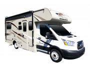 20-23 ft Class C Non-Slide Motorhome cheap motorhome rentallas vegas